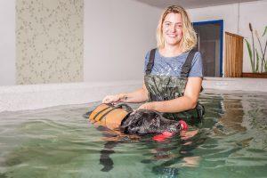Indoor_Pool_mit Hund