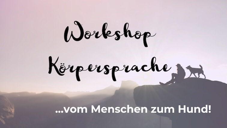 Workshop Koerpersprache